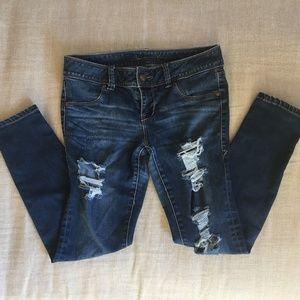 American Rag Distressed Jean (7S)